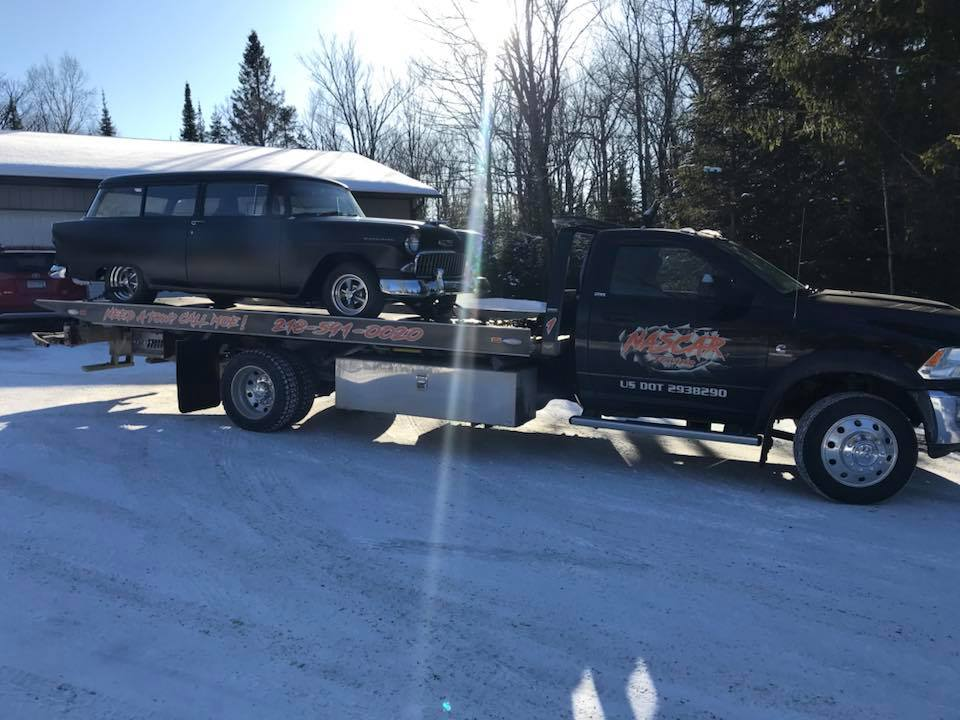 towing service duluth mn