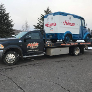 Towing Services & Recovery